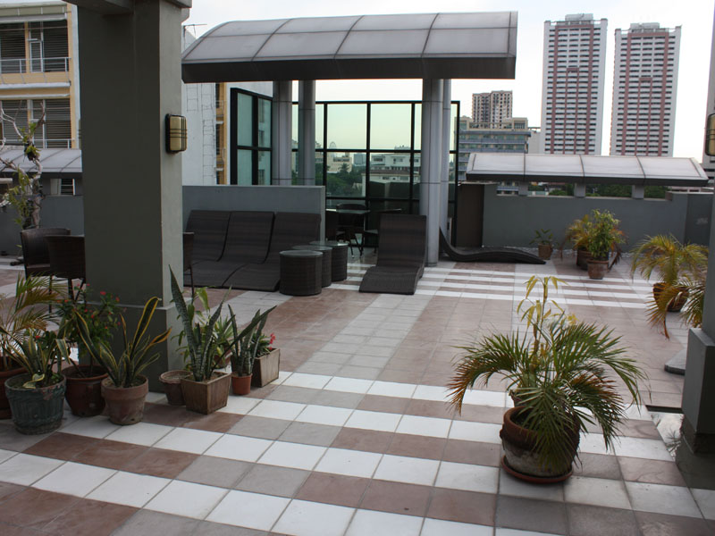 Exceptional The Roof Terrace